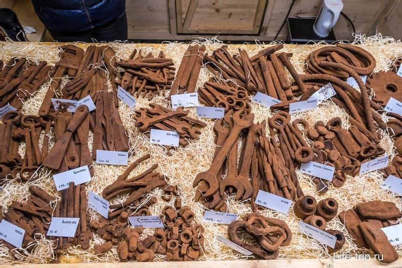 Интересная идея - шоколадные инструменты