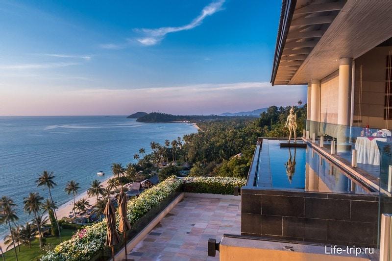 Самуи - один из лучших курортов в Таиланде