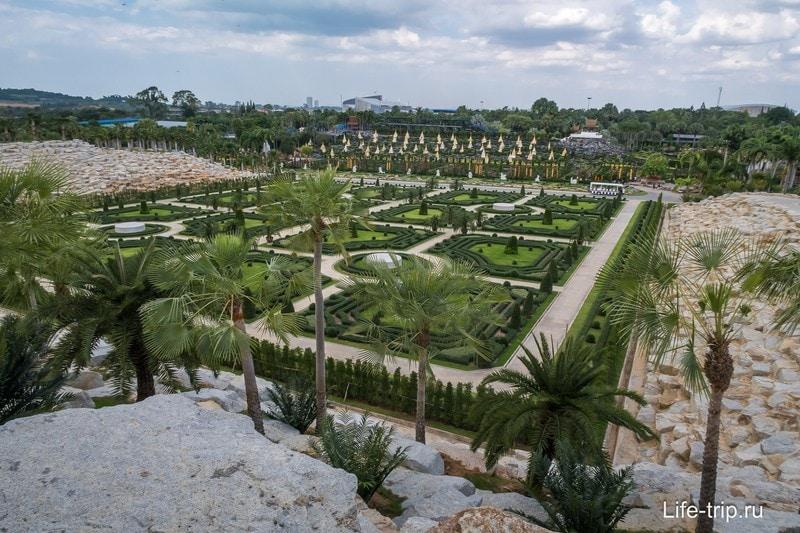 Регулярный парк в Нонг Нуч