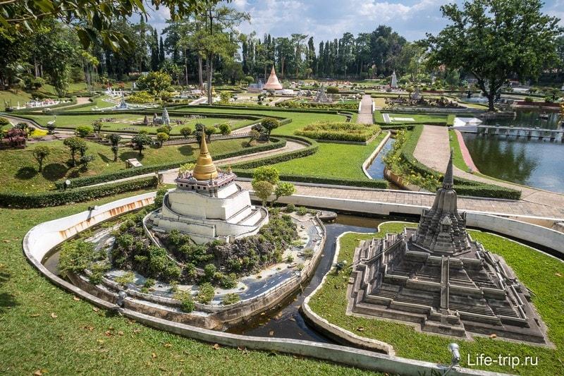 Парк Мини-Сиам или Mini Siam