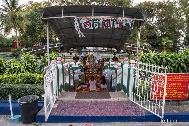 Большой Будда в Паттайе и малоизвестный китайский храм-музей