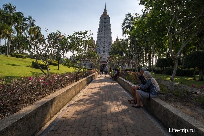 Ват Ян или Wat Yansangwararam