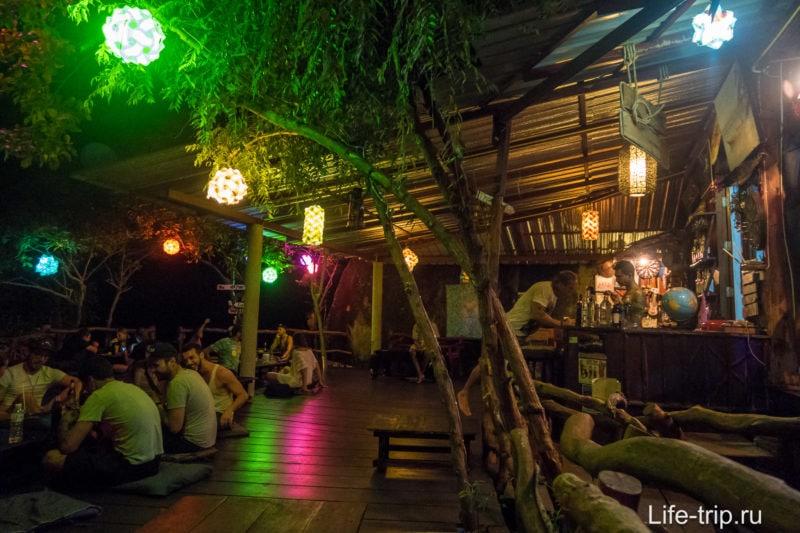 Top Rock Bar на Пангане