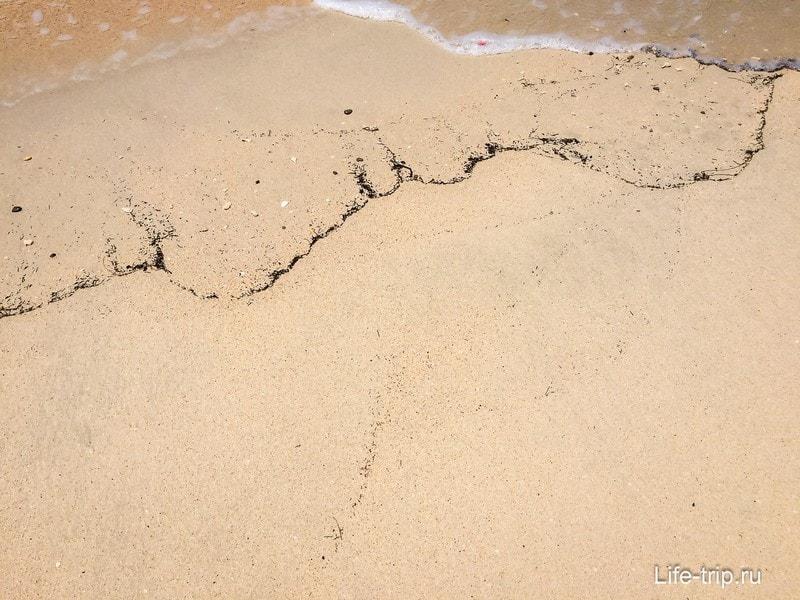 Пляж Нанг Рам (Nang Ram Beach) или Пляж Танцующей Девушки