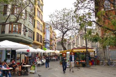 Прекрасный город Валенсия
