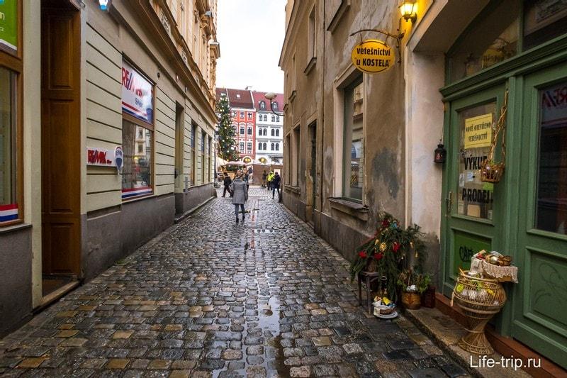 Мои впечатления от города Либерец в Чехии