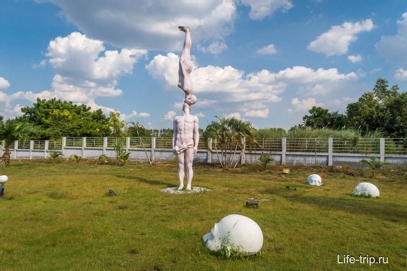Love Art Park в Паттайе - эротический парк на любителя