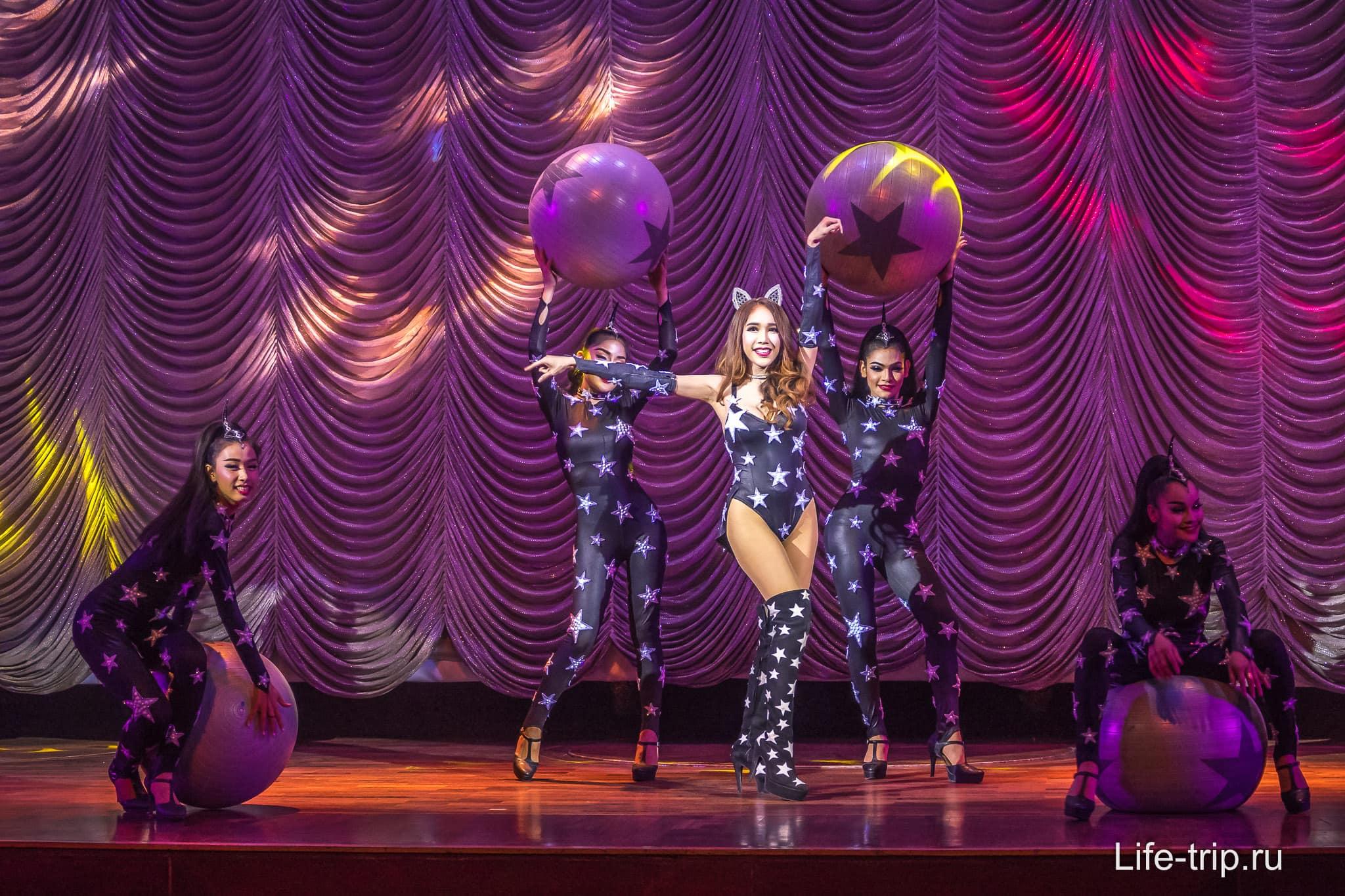 Шоу трансвеститов в израиле супер!