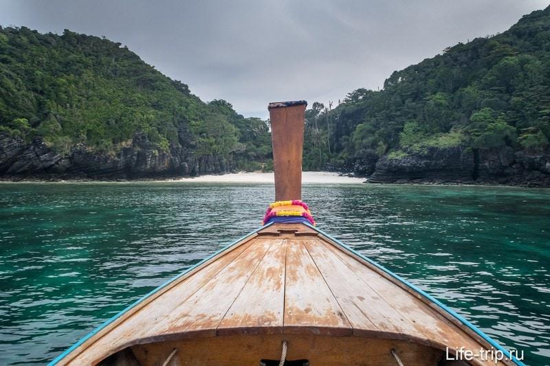 Пляж Нуи, остров Пхи Пхи Дон