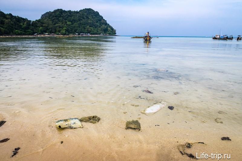 Пляж Лана, остров Пхи Пхи Дон