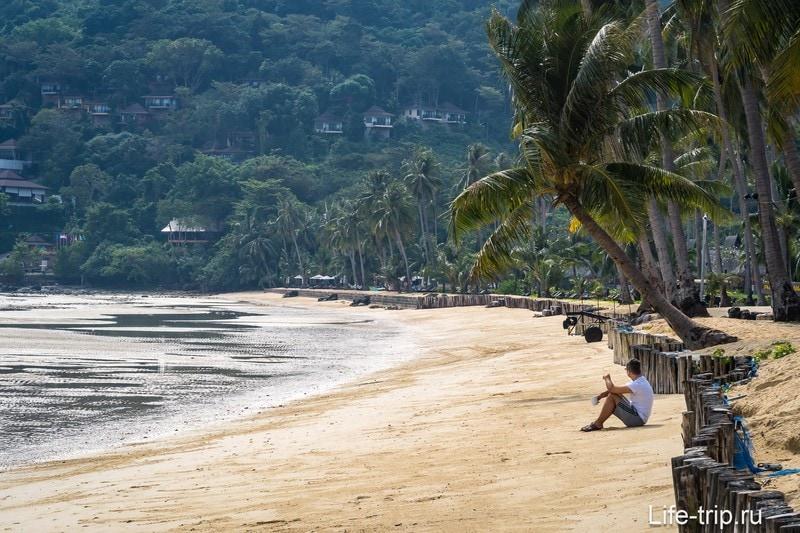 Пляж Ло Ба Као, остров Пхи Пхи Дон