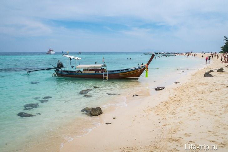Остров Бамбу в Таиланде, экскурсия с Пхи Пхи или Пхукета