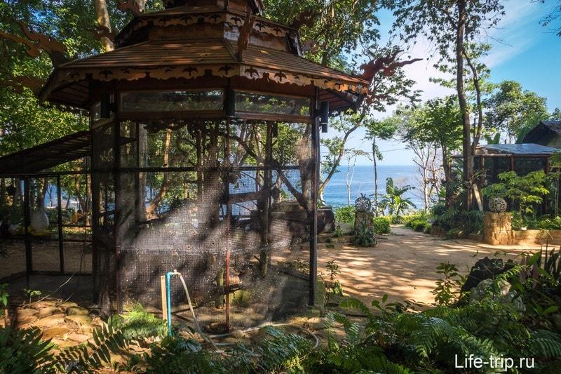 Кафе Monkey Bar на Пхи Пхи - для интровертов и встречи рассвета