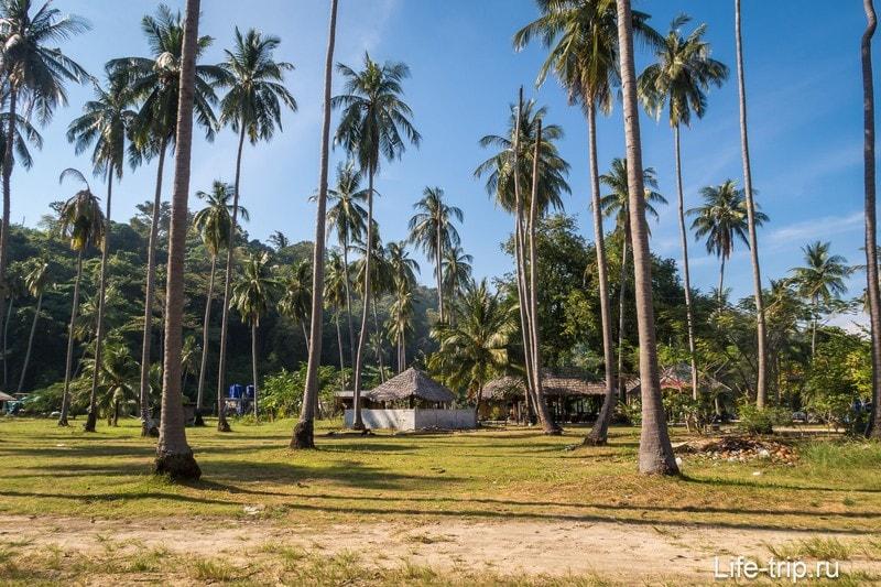 Пляж Ло Мо Ди (Lo Mo De Beach) - самый красивый пляж на Пхи-Пхи Доне