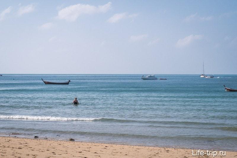 Пляж Ба Кантианг Бэй на Ланте