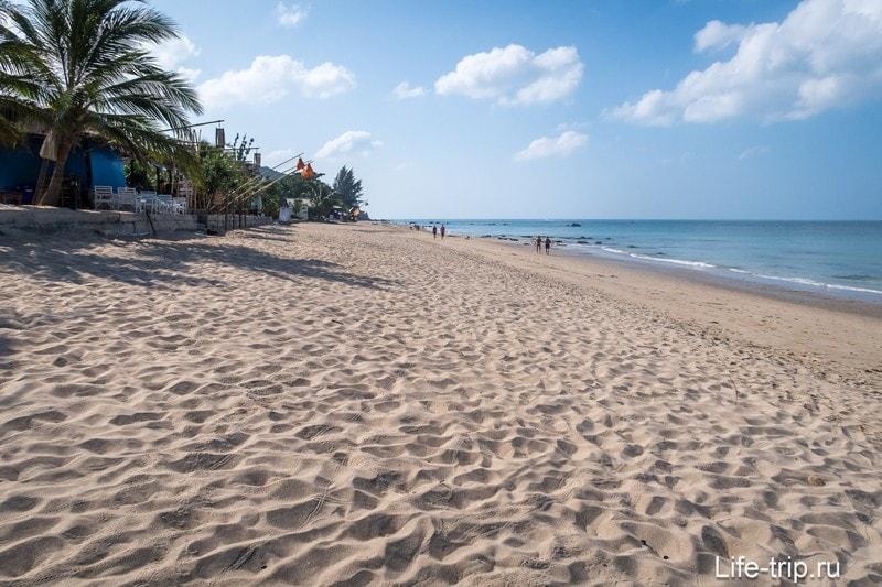 Пляж Клонг Нин (Klong Nin) на Ланте - я б здесь жил!
