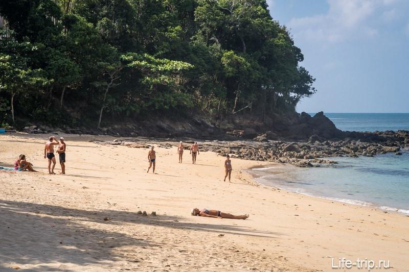 Сикрет Бич (Lanta Secret Beach) - пока ещё дикий пляж на Ланте