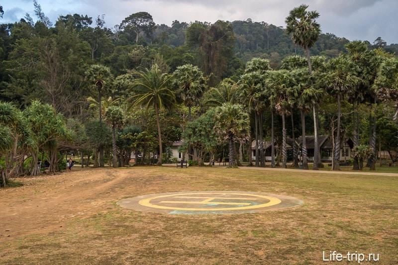 Маяк на Ко Ланте и нац парк - лучшая достопримечательность острова