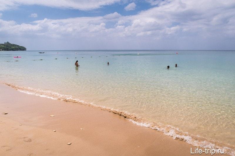 Лонг Бич (Long Beach)  - лучший пляж на Ко Ланта