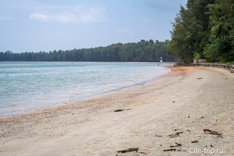Пляж Ко Кван на Ланте