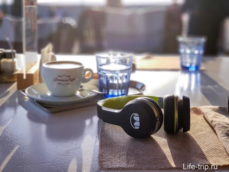 Кафе Парус в Адлере