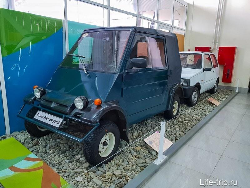 "Автоколяска М7901 ""Кинешма"""