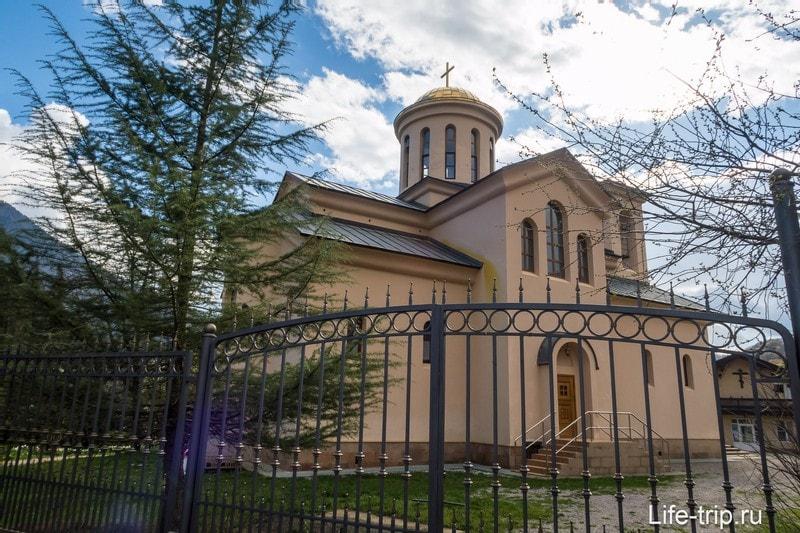 Церковь Харалампия епископа Магнезийского