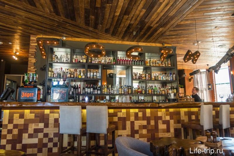 Кафе Гости в Горки Город - дорого, но вкусно