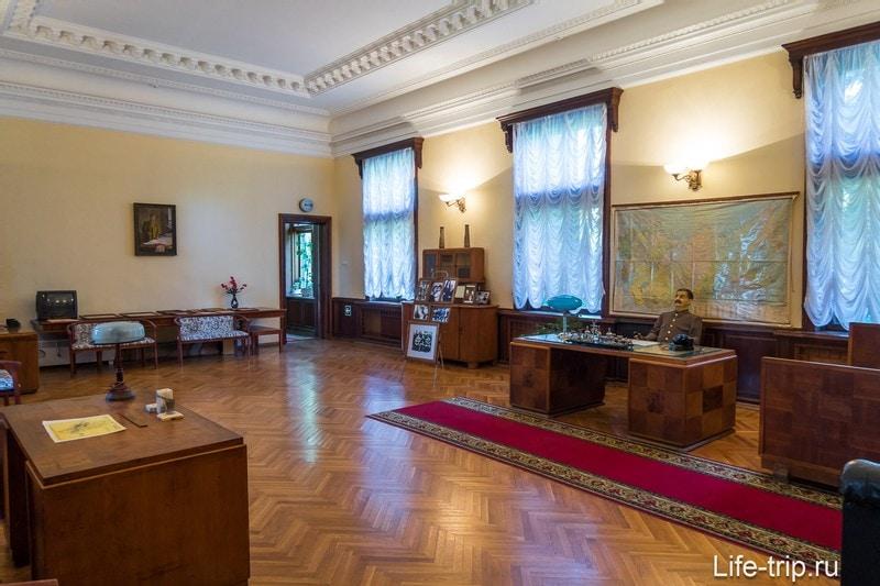 Дача Сталина в Сочи - история, а не аттракцион