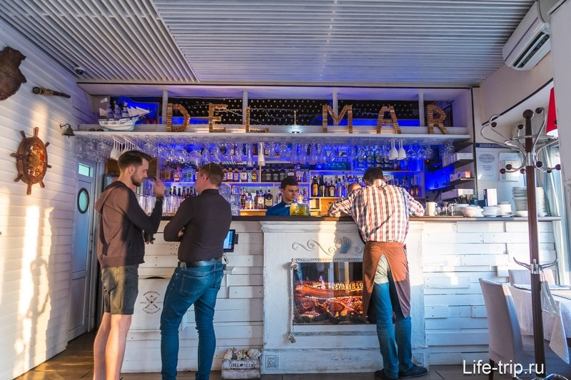 Cafe Del Mar в Сочи - кафе, куда хочется возвращаться