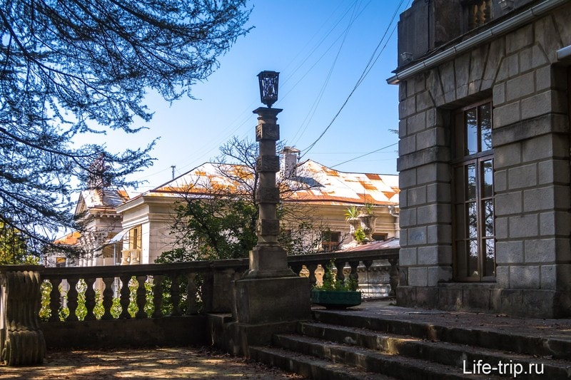 Санаторий Орджоникидзе в Сочи - великолепная заброшка