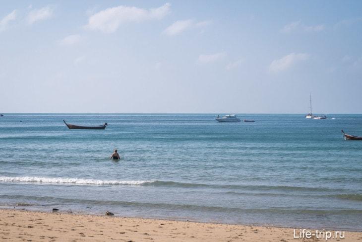 Пляж Ба Кан Тианг Бэй (Ba Kan Tiang Bay)