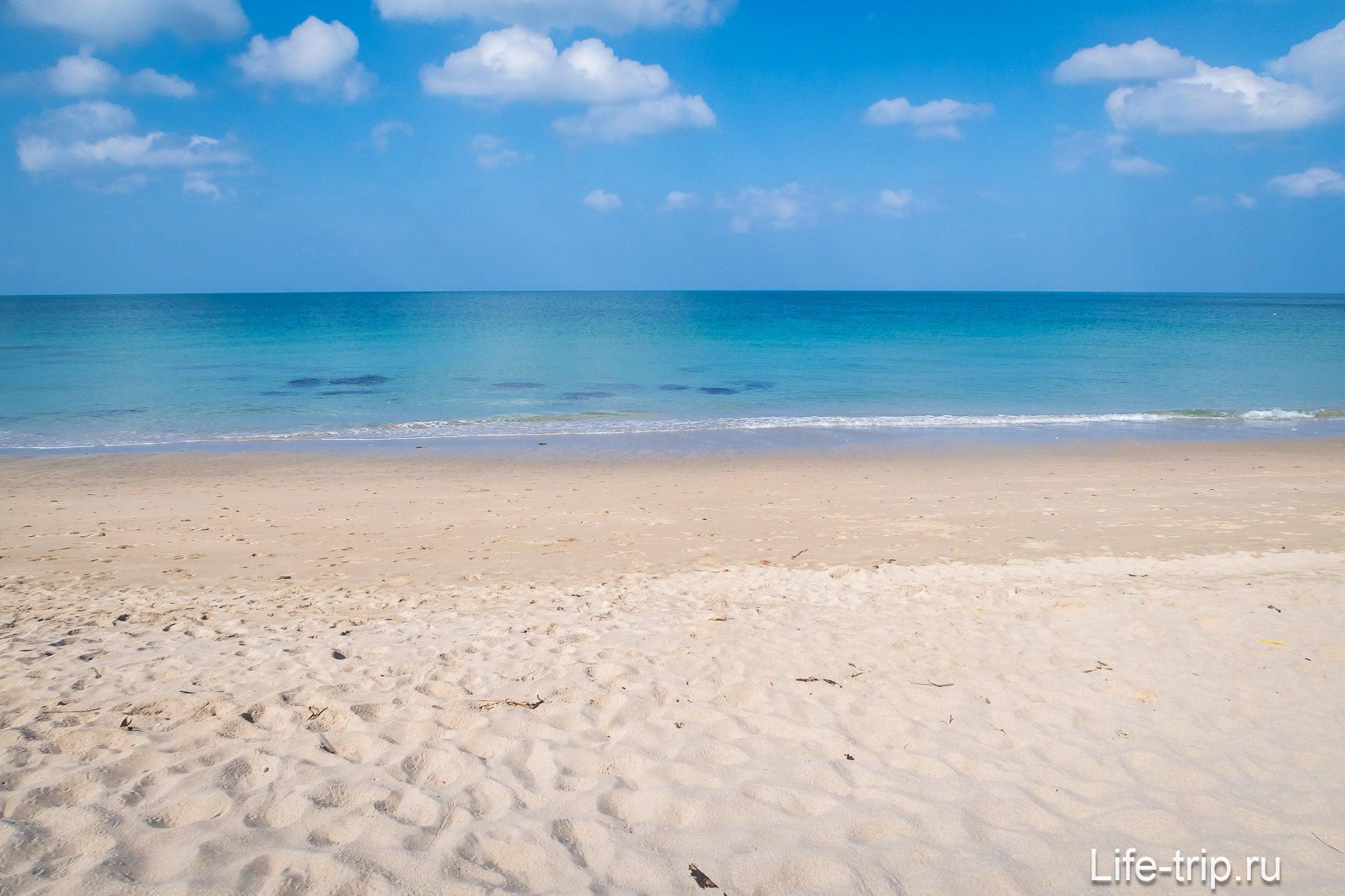 Пляж Клонг Нин (Klong Nin), Ко Ланта