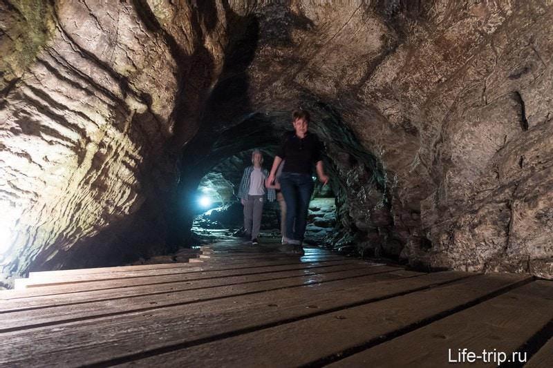 Ахштырская пещера, Сочи