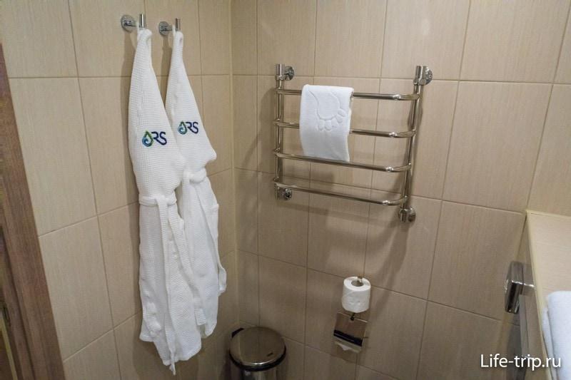 Мой отзыв про отель Rosa Springs в Олимпийской Деревне