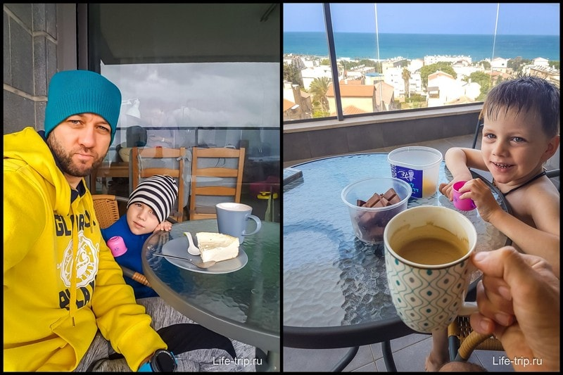Наш ежедневный утренний кофе с Егором