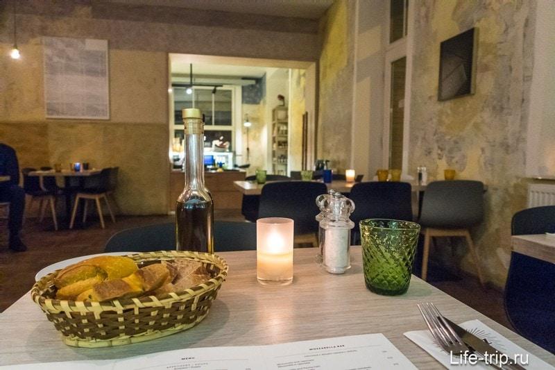 Ресторан La Bottega Gastronomica - сетевая кулинария в Праге