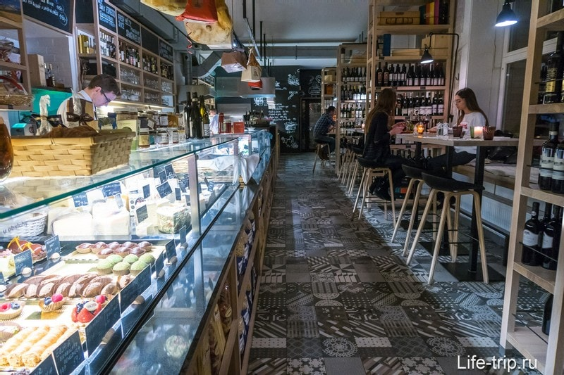 Ресторан La Bottega в Праге