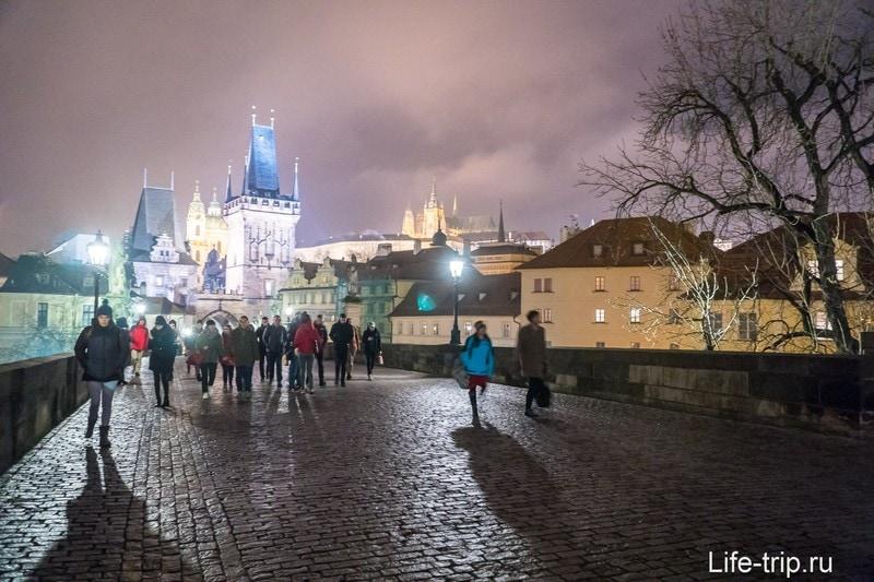 Карлов Мост - если его не видел, значит не был в Праге