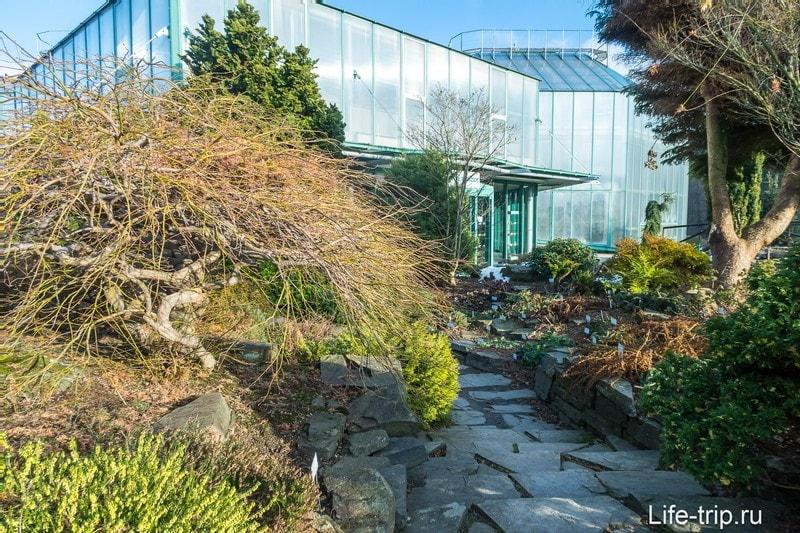 Либерецкий ботанический сад