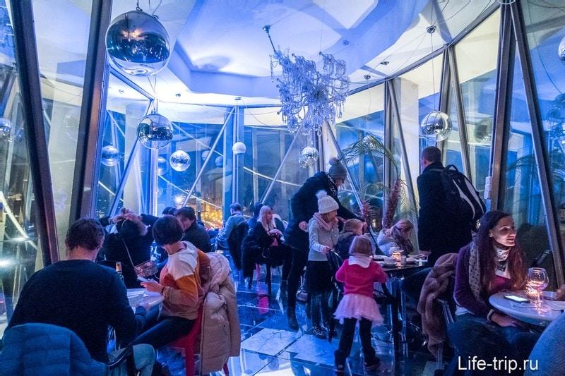Танцующий дом - отличная смотровая площадка в Праге