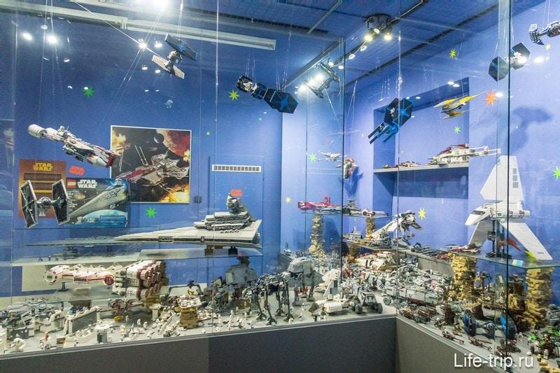 Музей Лего в Праге - смотреть можно, трогать нельзя