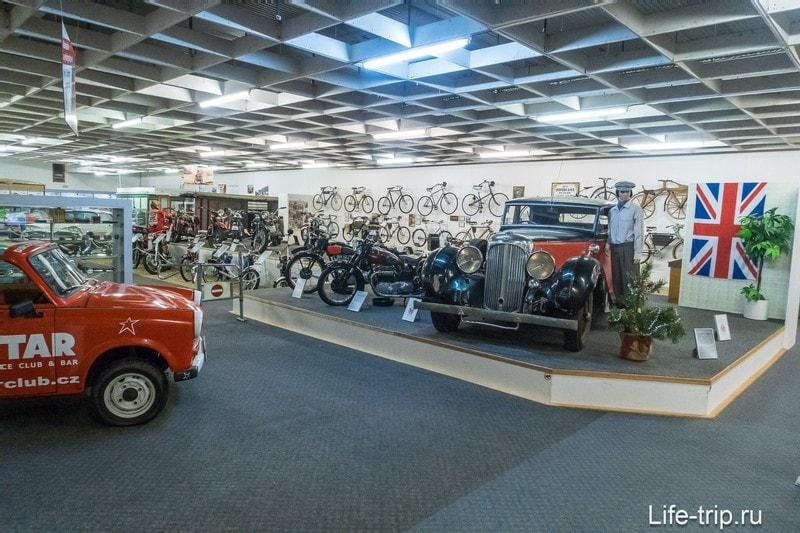 Технический музей Либерец