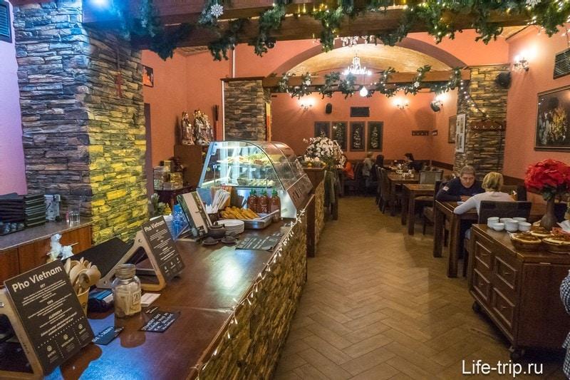 Pho Vietnam - вьетнамский ресторан в Праге