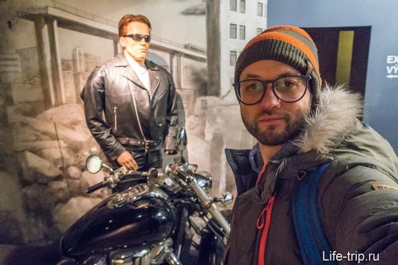 Музей восковых фигур в Праге - дорого и скромно