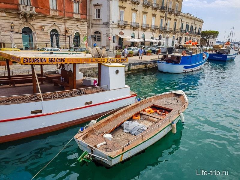 Как я ходил на яхте по Италии - цены на аренду и маршрут