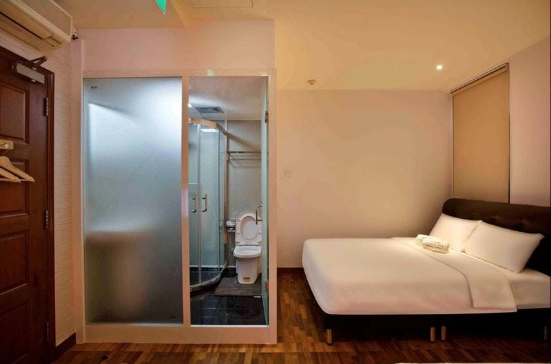 Где недорого заночевать в Сингапуре - список хостелов