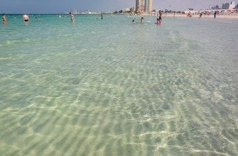 Пляжи в Шардже с пологим входом и чистейшей водой