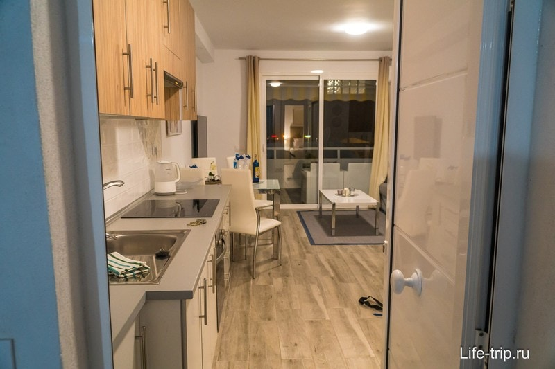 Апартаменты на Тенерифе в Адехе