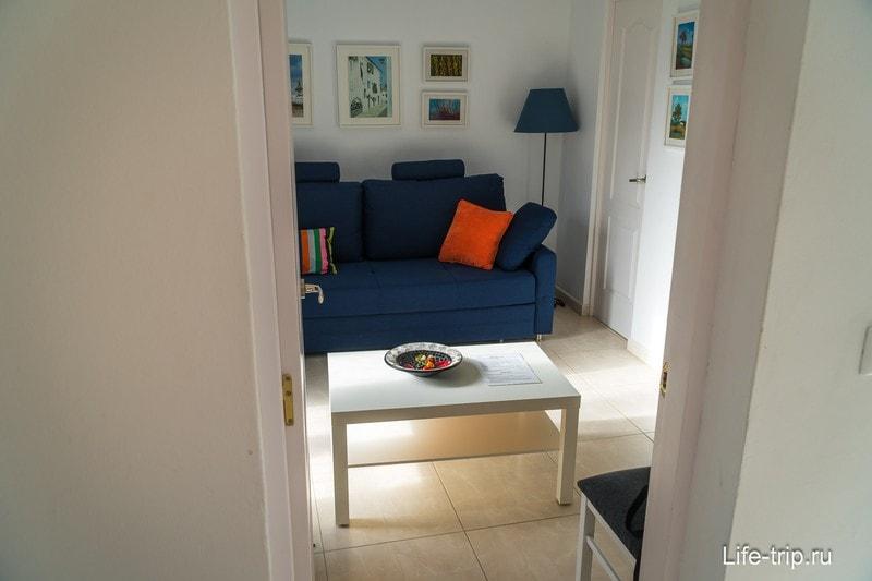 Апартаменты-студия на Тенерифе в Гарачико